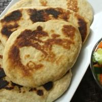 Homemade Naan | 5DollarDinners.com