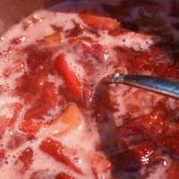 Strawberry Raspberry Rhubarb Jam   5DollarDinners.com