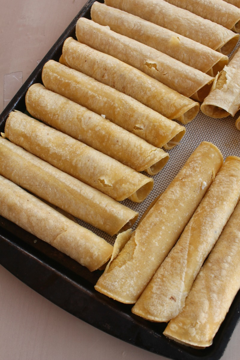 Sausage Potato Breakfast Taquitos | 5DollarDinners.com