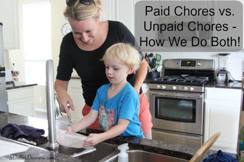 Chores for Boys