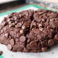 Double Chocolate Scones from 5DollarDinners.com
