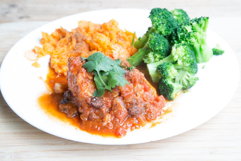 Paleo Moroccan Chicken Recipe