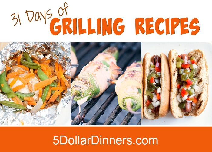 Grilling Recipes Square