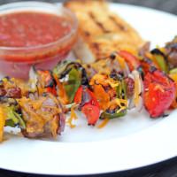 Sausage Pizza Kebabs | 5DollarDinners.com