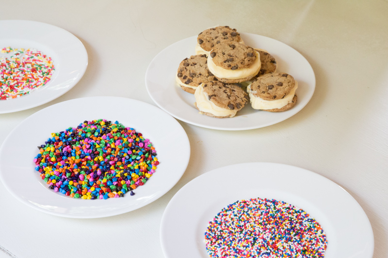 How to Make Perfect Ice Cream Sandwich