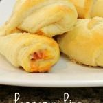 Pepperoni Pizza Rolls from 5DollarDinners.com