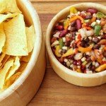 Easy Party Dip Recipe for Texas Caviar from 5DollarDinners.com