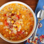 Ham and Corn Chowder from 5DollarDinners.com
