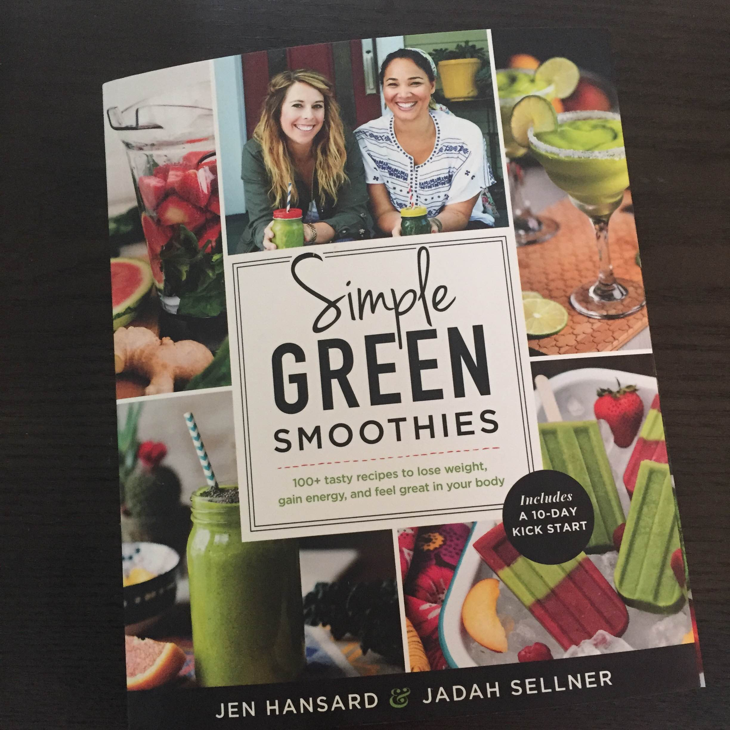 Simple Green Smoothies Cookbook