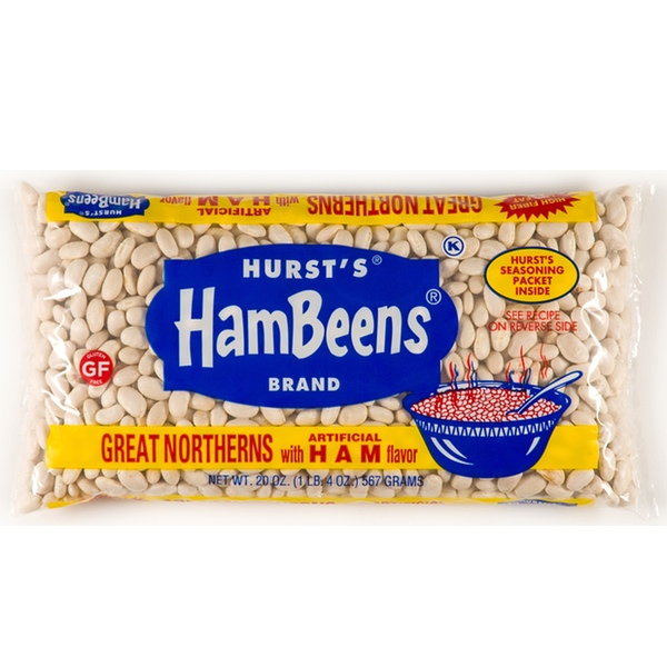 Hambeens Great Northern White Beans