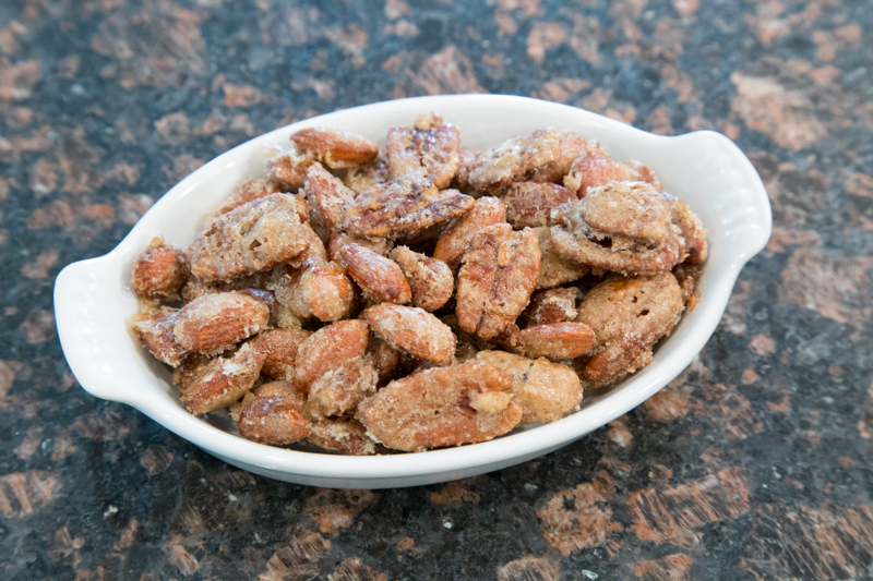 Homemade Candied Nuts Recipe