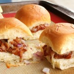 Baked BBQ Chicken Sandwiches from 5DollarDinners.com