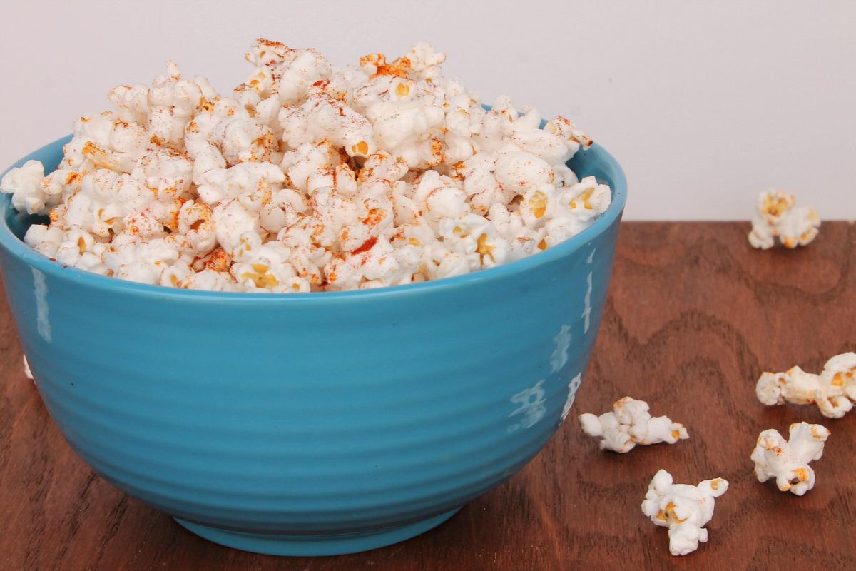 Smokey Popcorn