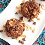 Chocolate Chip Cashew Muffins from 5DollarDinners.com