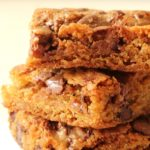 Chocolate Chip Toffee Bars from 5DollarDinners.com