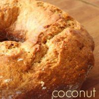 Coconut Banana Bread Recipe from 5DollarDinners.com