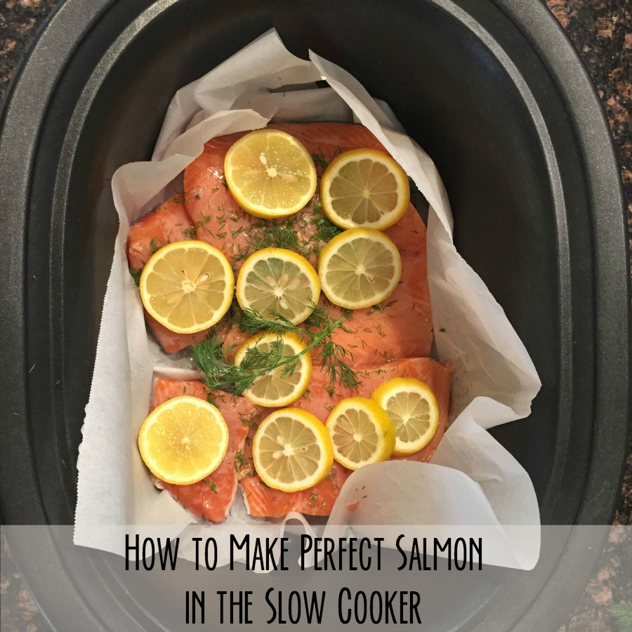 perfect slow cooker salmon
