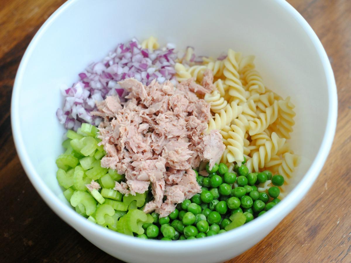 Tuna Pasta Salad 1