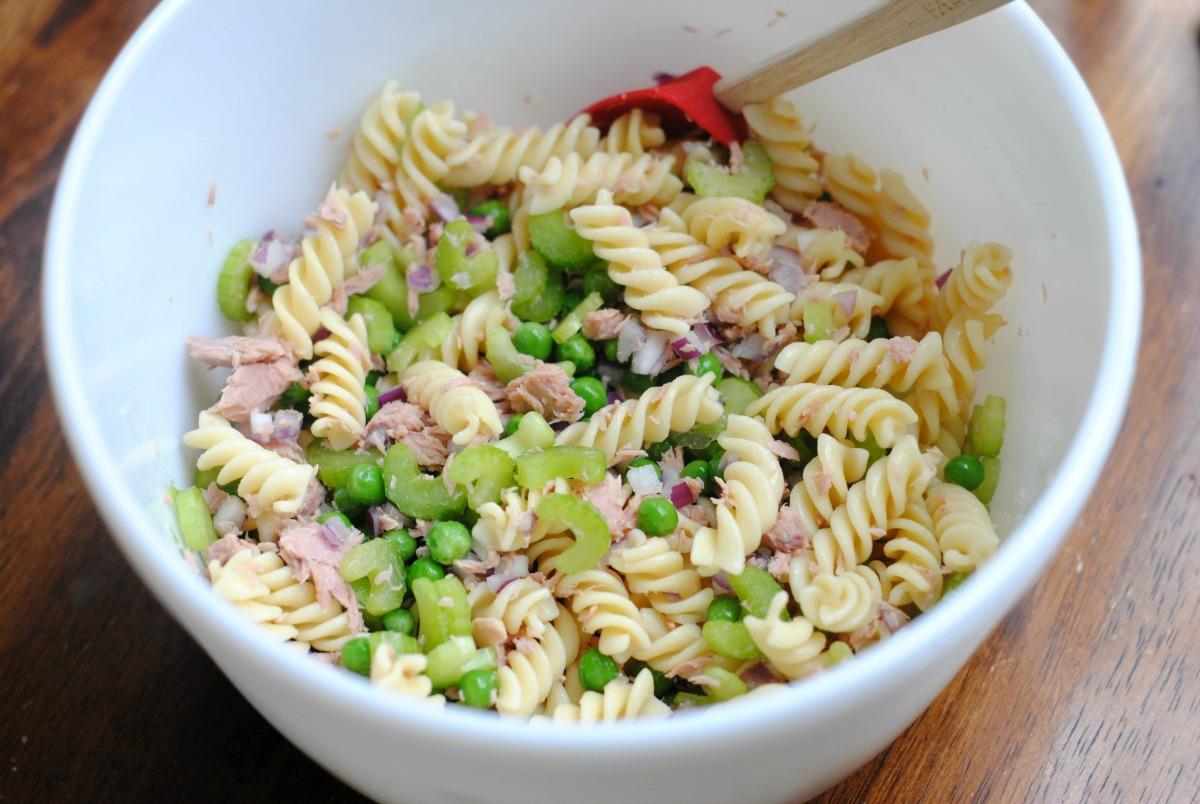 Tuna Pasta Salad 2