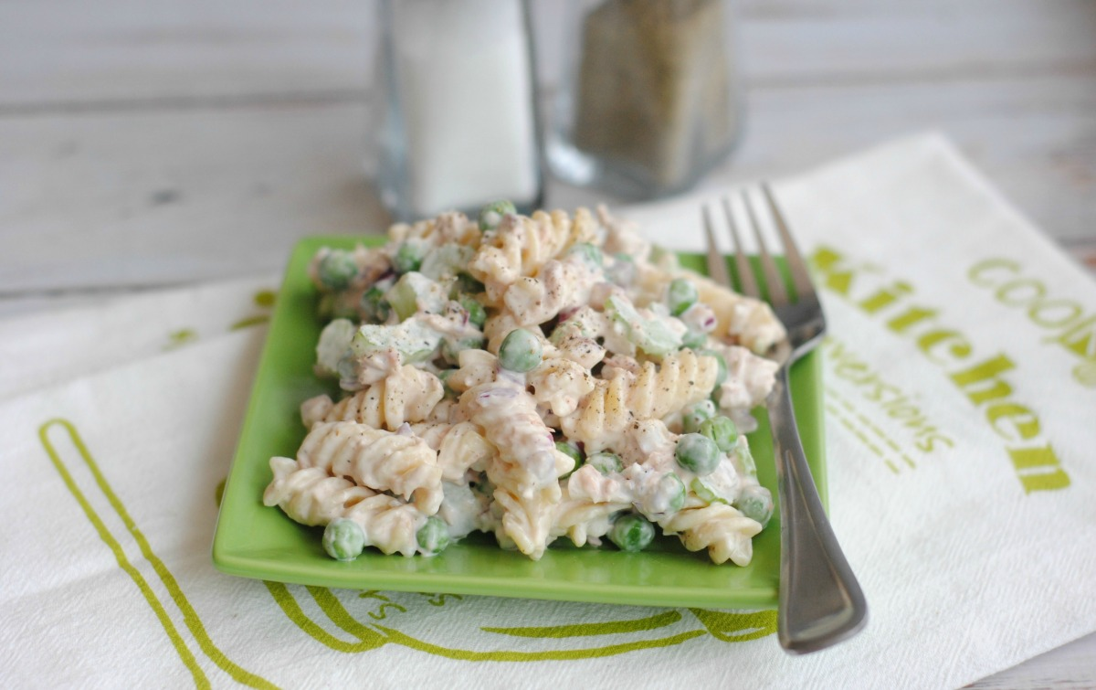 Tuna Pasta Salad 5