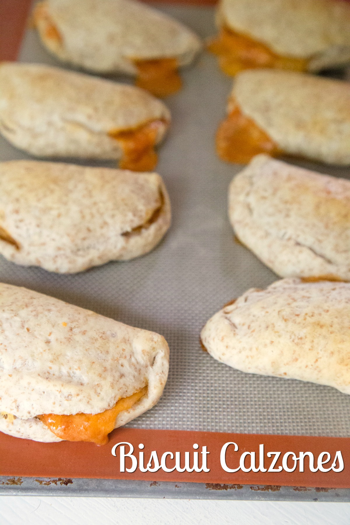 Biscuit Calzones Recipe from 5DollarDinners.com