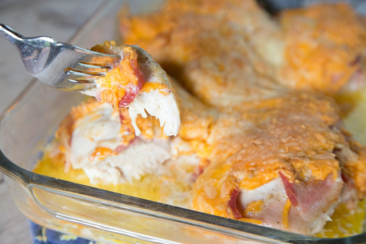 Chicken Bake with Ranch and Chicken from 5DollarDinners.com