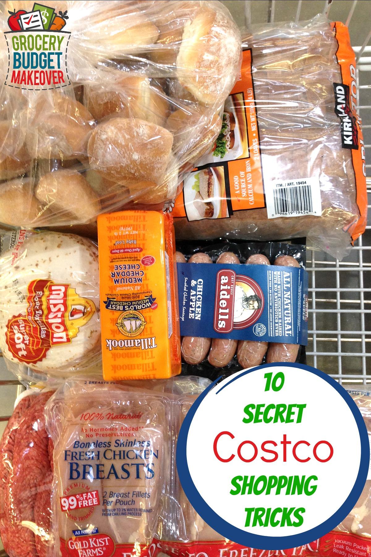 10 Secret Costco Shopping Tricks