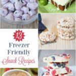 13 Freezer Friendly Snack Recipes from 5DollarDinners.com