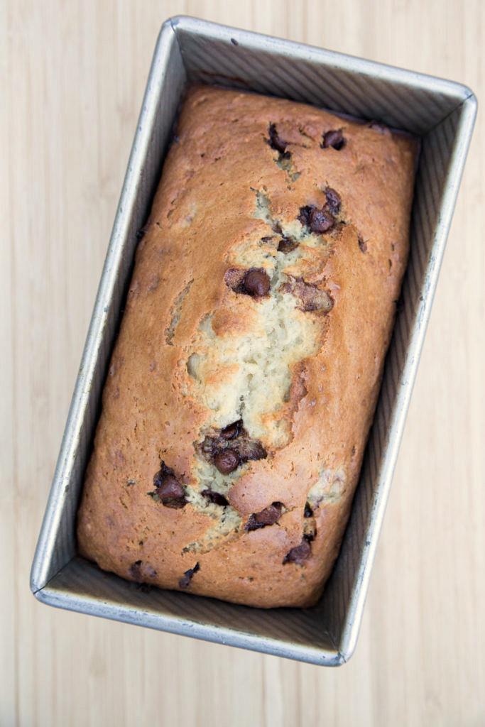 Chocolate Chip Banana Bread Recipe from 5DollarDinners.com
