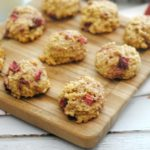 Strawberry Oatmeal Cookies from 5DollarDinners.com