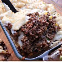Garlic and Herb Shepherd's Pie from 5DollarDinners.com