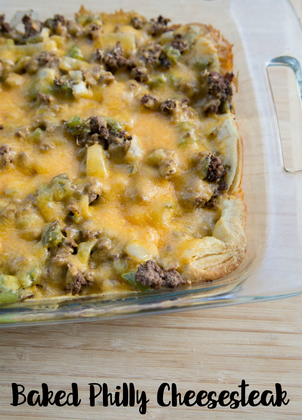baked philly cheesesteaks