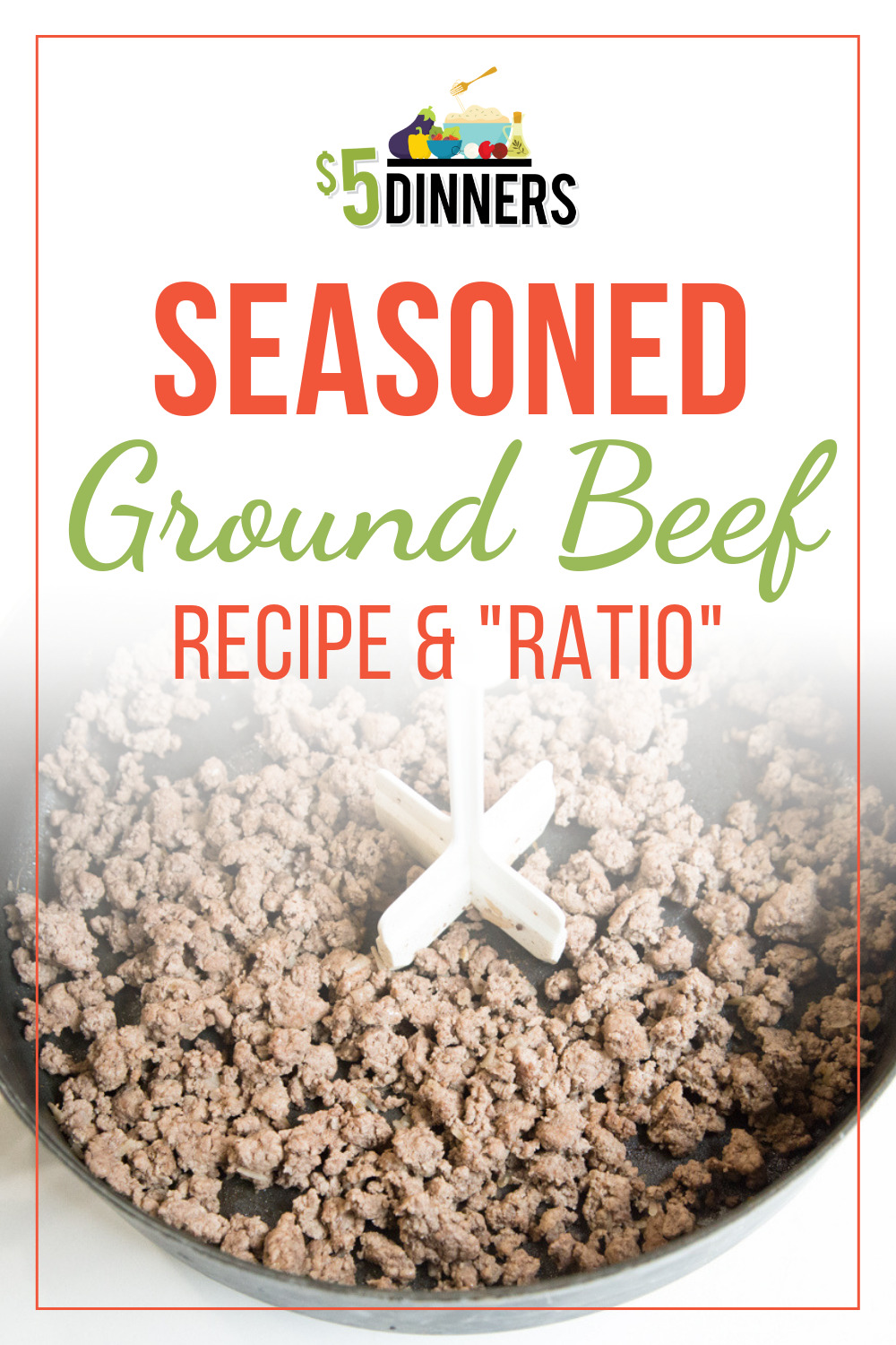 Perfect Ground Beef Seasoning Recipe