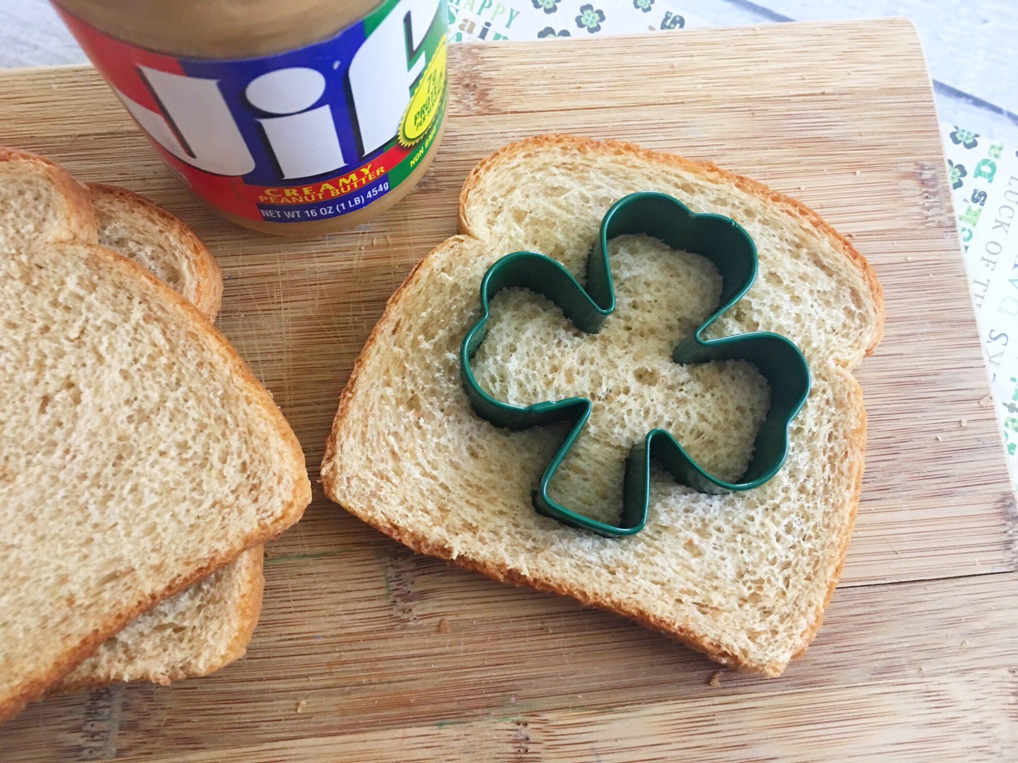 Shamrock Sandwich