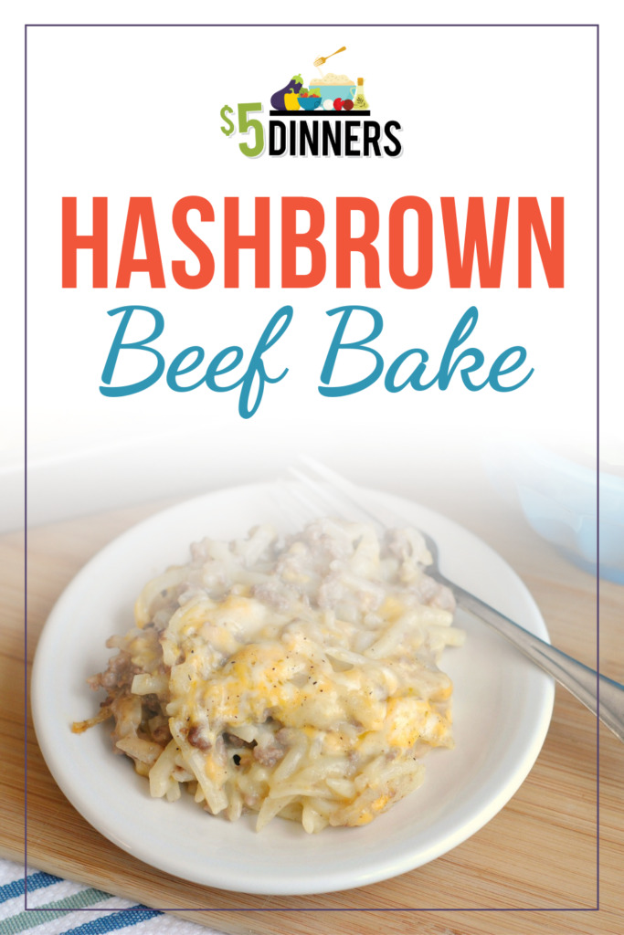 Delicious Make-Ahead Recipe for Hashbrown Beef Bake