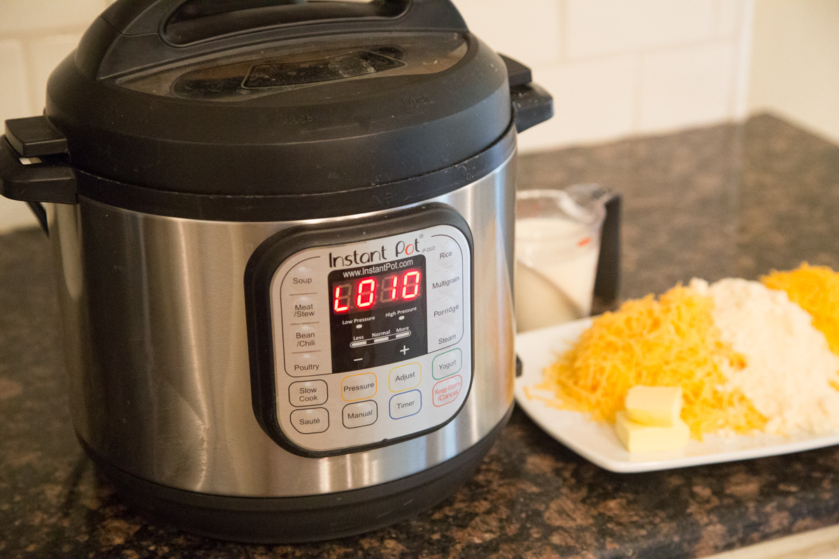 The Best Instant Pot Macaroni and Cheese