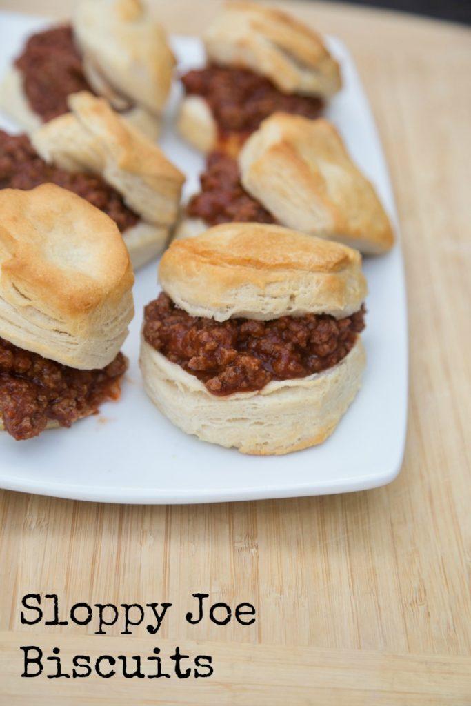 Sloppy Joe Biscuits Recipe