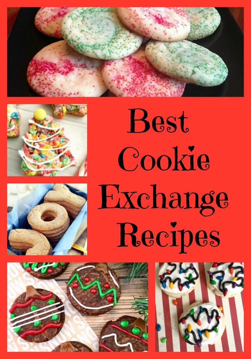 Best Cookie Exchange Recipes