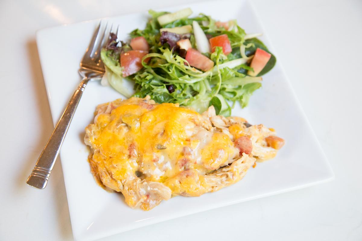 King Ranch Chicken Casserole on 5 Dollar Dinners!!!