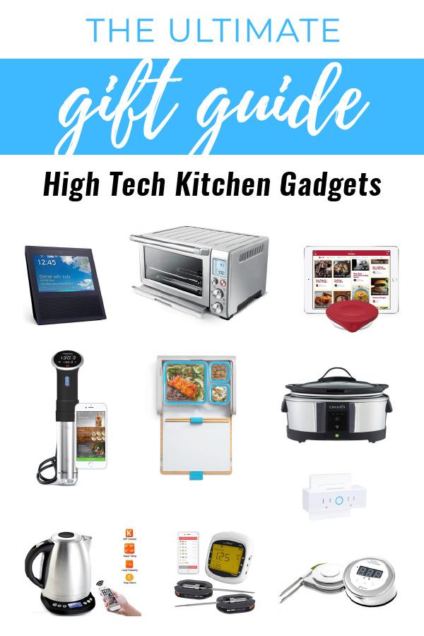 high tech kitchen gadgets