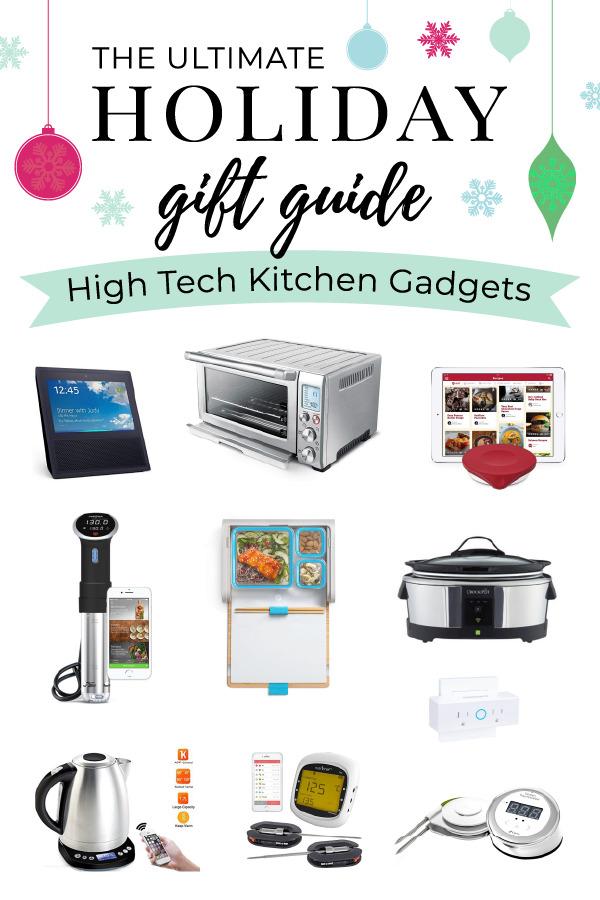 High Tech Kitchen Gadgets Gift Guide