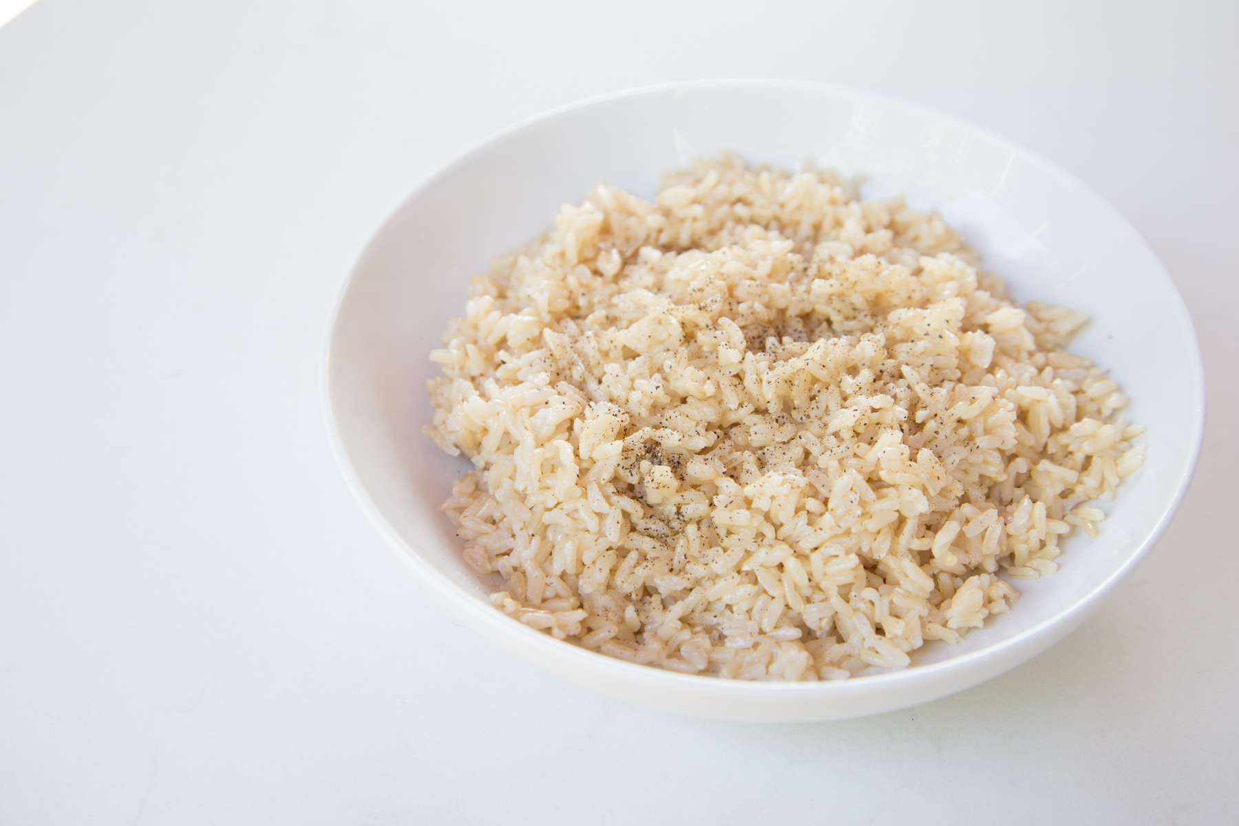 How to Cook Brown Rice in the Instant Pot - 5DollarDinners.com