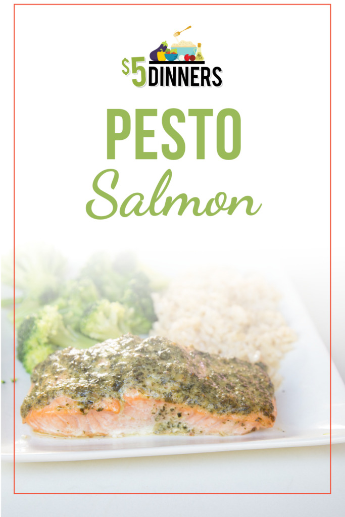 Quick and Easy Pesto Salmon Recipe