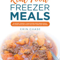 Real Food Freezer Meals