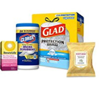 Save 30% on Glad Trashbags, Clorox, Burt's Bees and more!