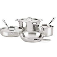 All-Clad Cookware Sets