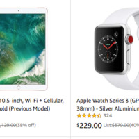 APPLE Watches & iPads