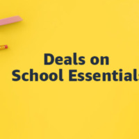 Top School Supply Deals from Amazon
