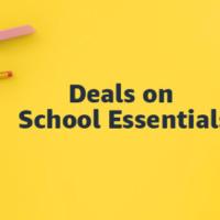 Top School Supply Deals from Amazon