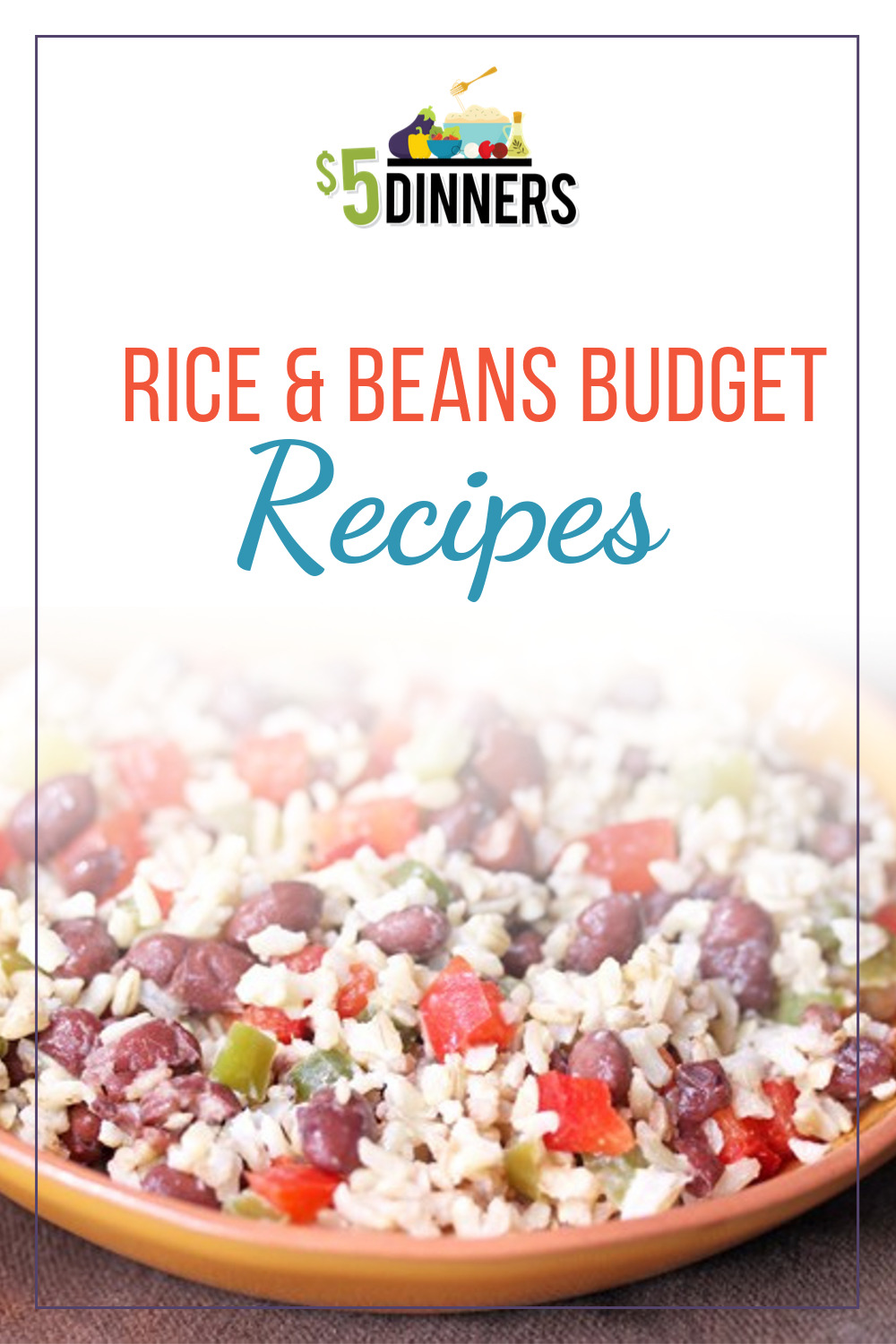 rice and beans budget